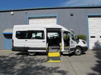 commercial wheelchair van