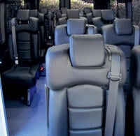 van seating configuration